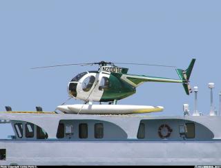 Hughes 500C (369HS) - Atlantic Fisheries