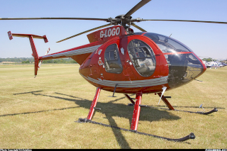 MD Helicopters MD-500E (369E) - Untitled